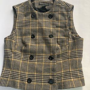 Banana republic wool vest